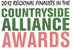 2012 Regional Finalists in the Countryside Alliance Awards